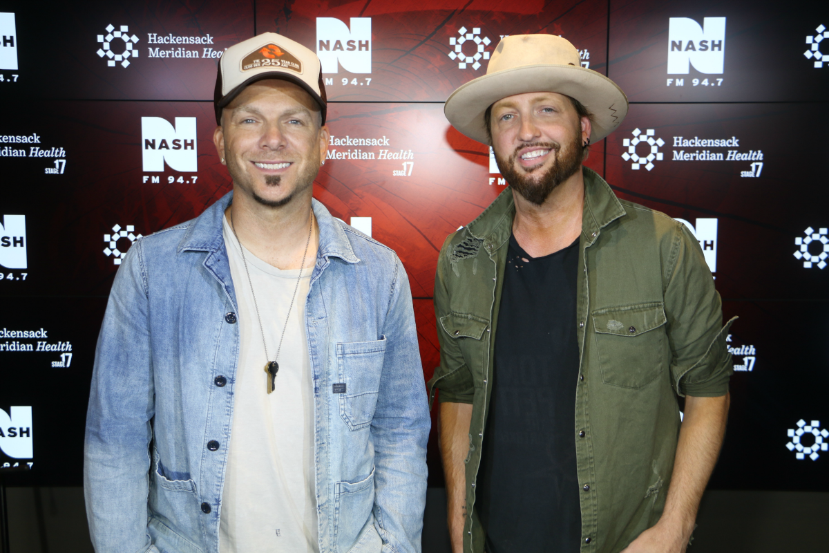 LOCASH LIVE from HMH Stage 17! [Exclusive Video]