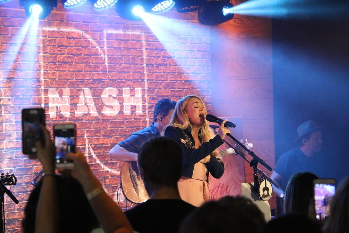 Carrie Underwood's Cry Pretty Album Release Party (PICS)