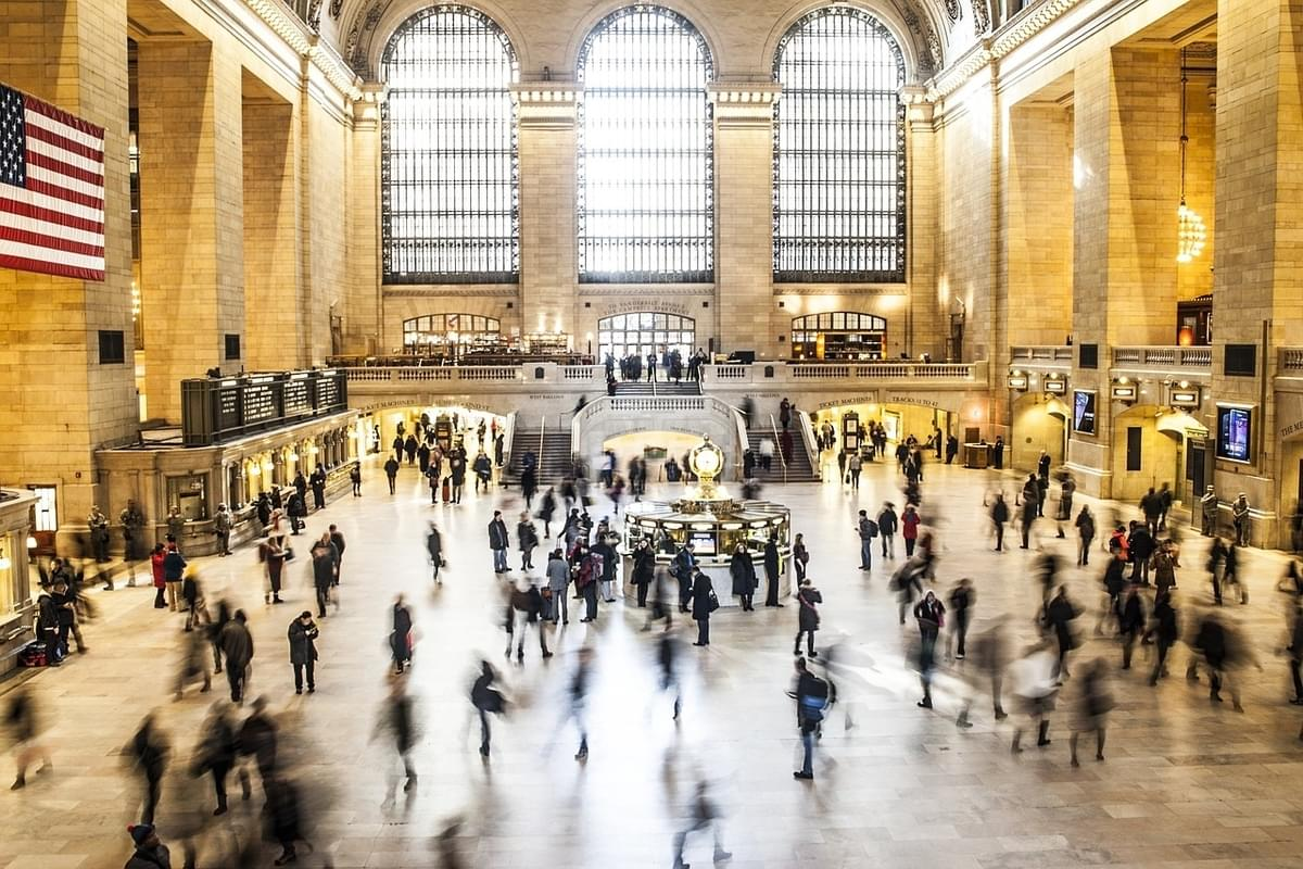 Grand Central Terminal is Rolling Prices Back to 1998