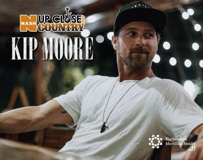 Win Tickets to NASH FM 94.7's Up Close and Country with Kip Moore!