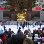 Rockefeller Center's ice rink announces opening date