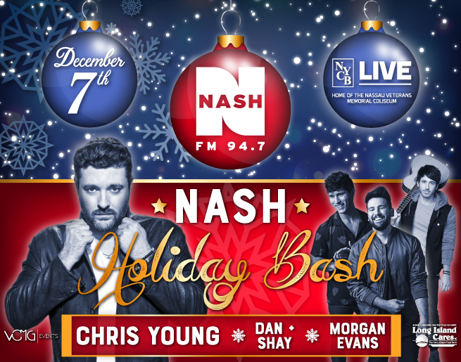 Get Your Tickets for the NASH Holiday Bash!