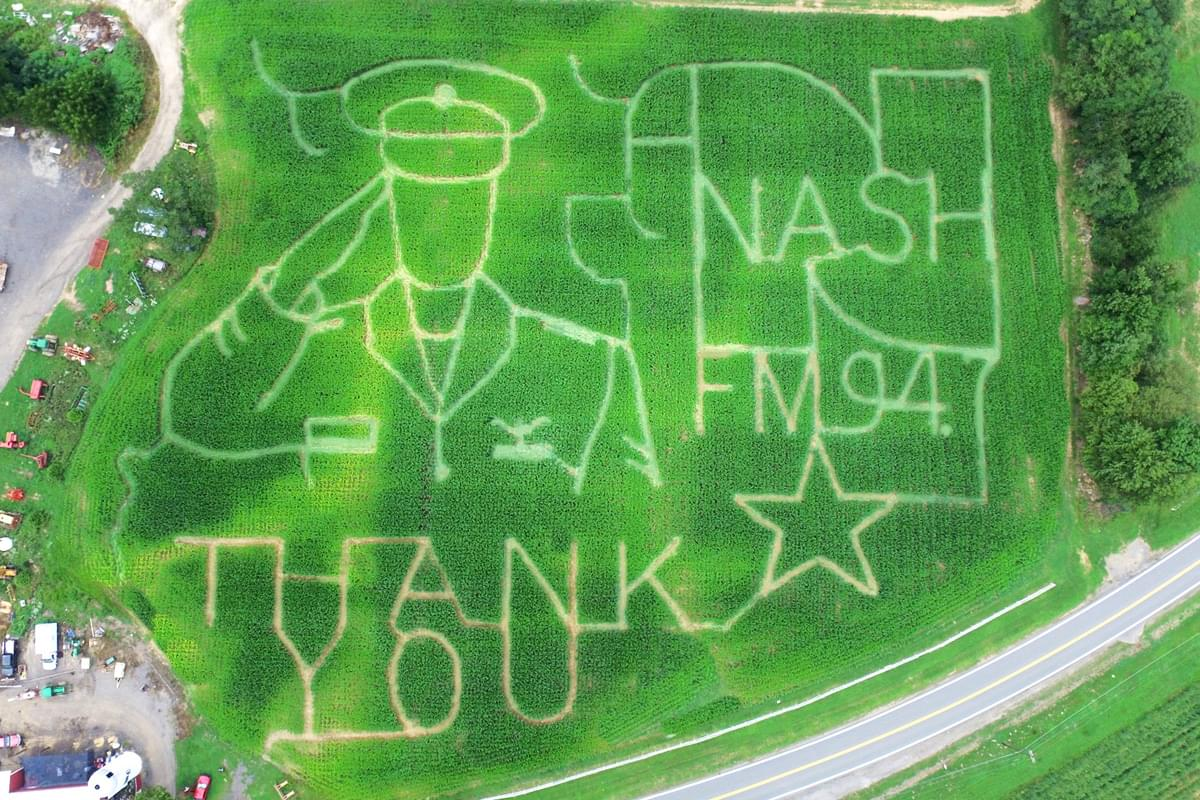 NASH FM 94.7 Has Partnered with Ort Farms to Salute Our Military!