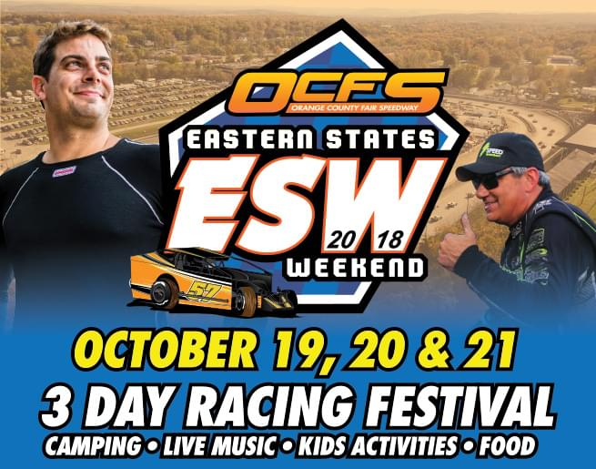 Win a 4-Pack of Tickets to the Orange County Fair Speedway!