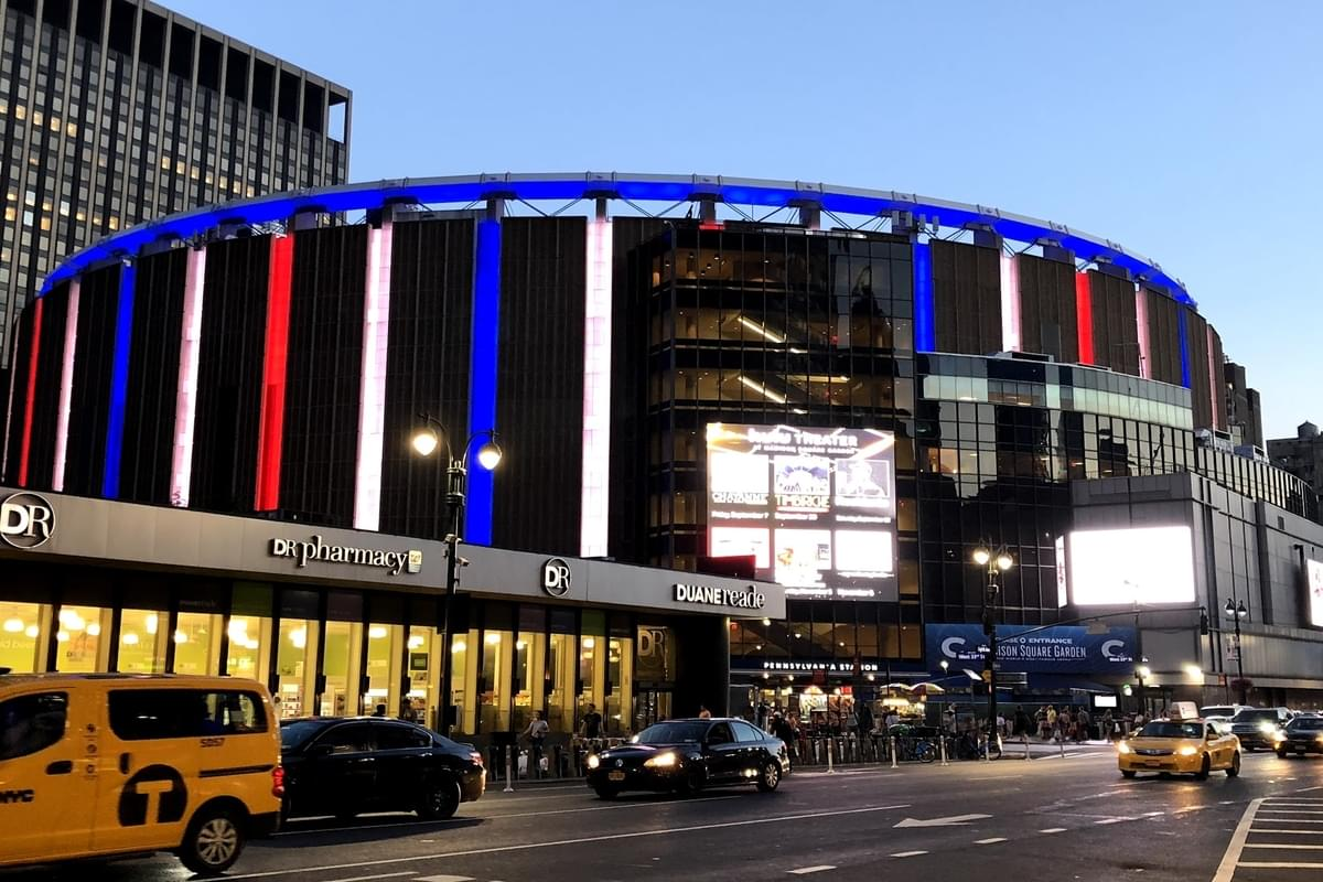 Madison Square Garden May Be Moving Locations