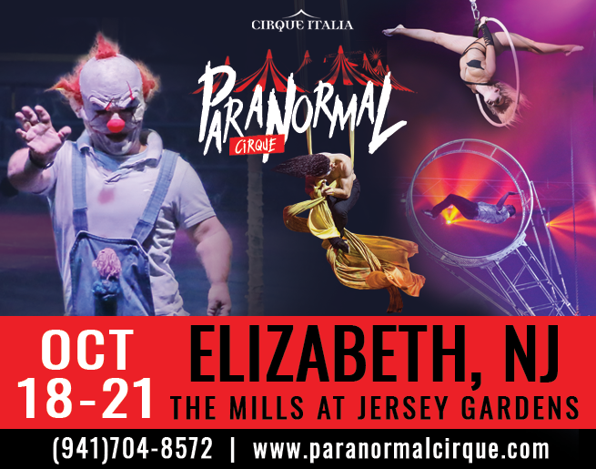 Win Tickets for Paranormal Cirque!
