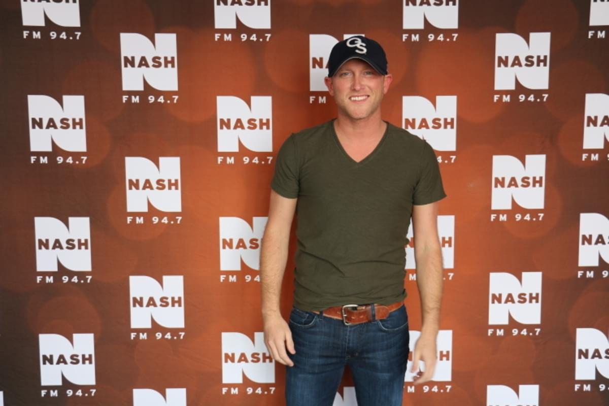Cole Swindell Is Now Selling His Own Holiday Drink