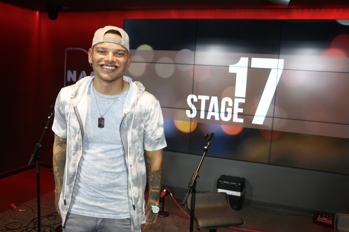 Kane Brown Gets a Super Romantic Tattoo (Pics)
