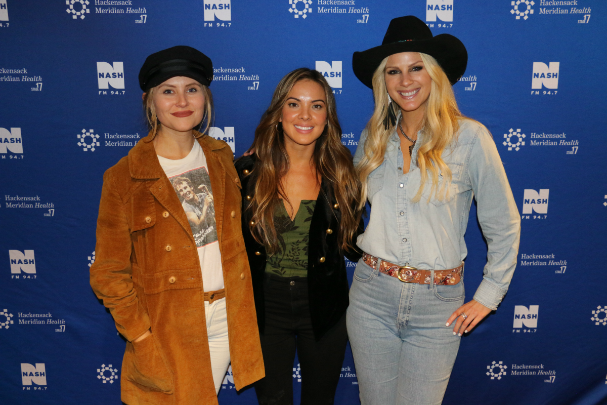 Runaway June LIVE from HMH Stage 17! [Exclusive Video]