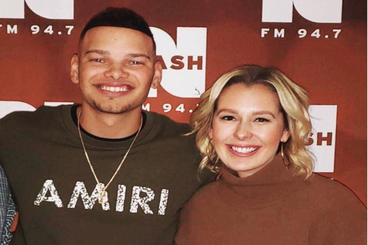 Listen: Kane Brown Takes Over NASH FM 94.7