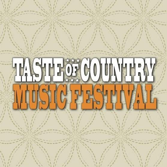 Win Tickets to the 2019 Taste of Country Music Festival!