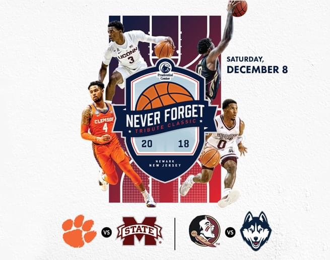 Win Tickets for the Third Annual Never Forget Tribute Classic!