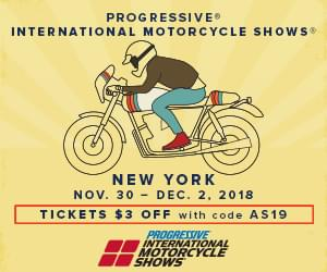 Win Tickets to the International Motorcycle Show!