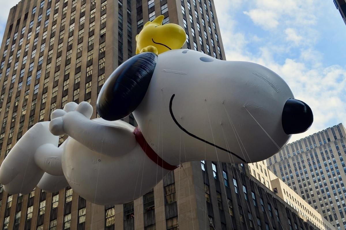 Where To See Macy's 2018 Thanksgiving Balloon Inflation