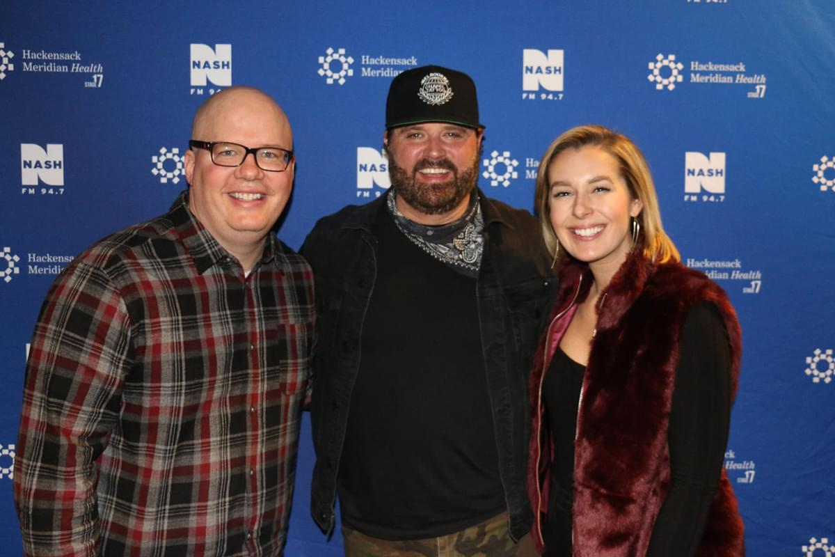 Randy Houser Live from HMH Stage 17! [Exclusive Video]