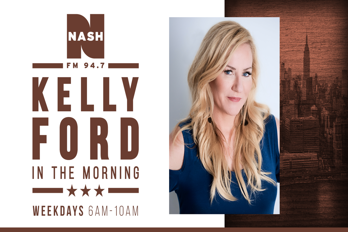 Kelly Ford Returns to NYC! [Exclusive Video]