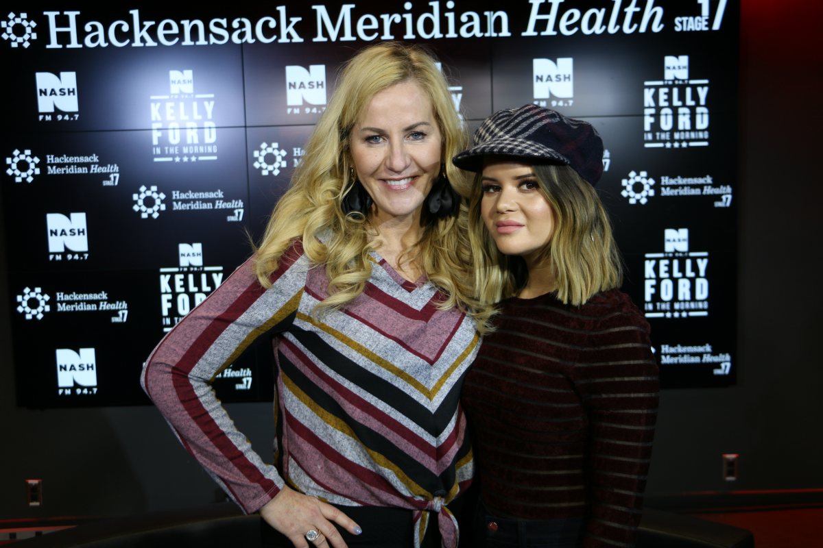 Maren Morris Interview with Kelly Ford from HMH Stage 17! [Exclusive Video]