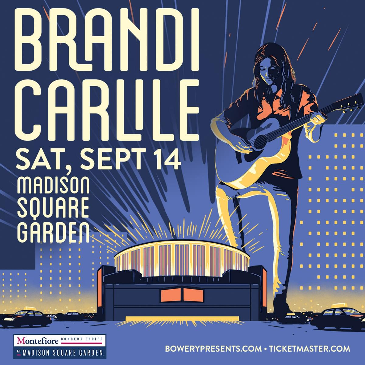 Win Tickets to See Brandi Carlile at MSG!