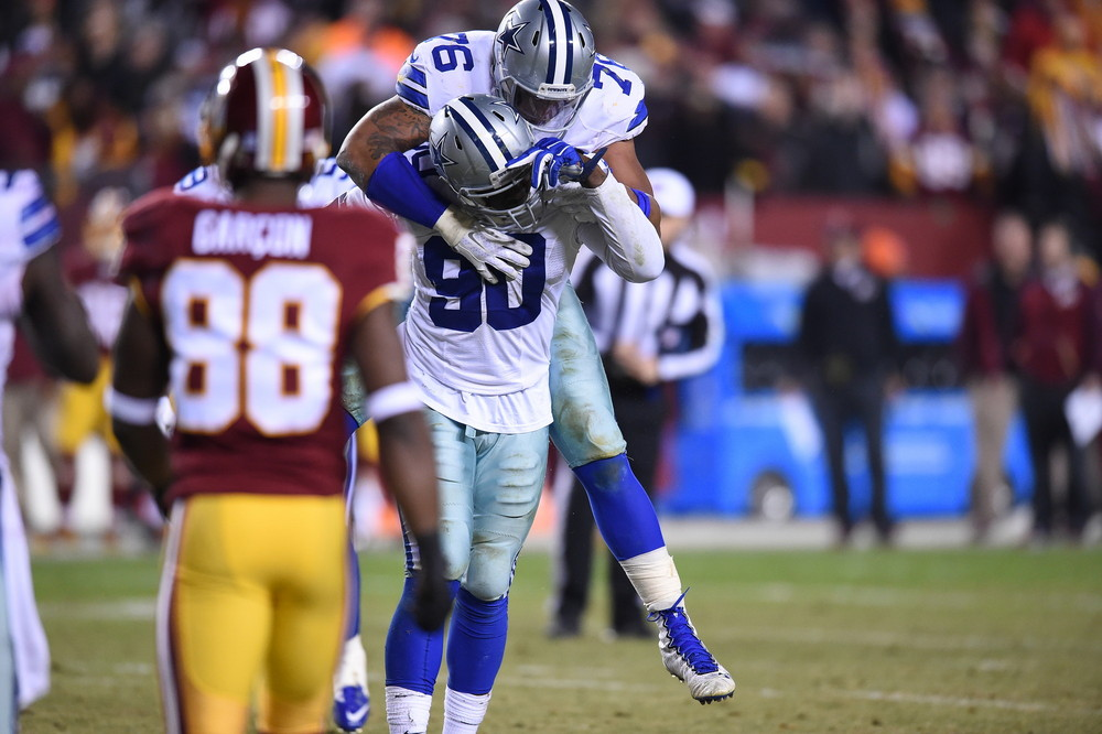 J Dub City: Demarcus Lawrence on his expectations for 2017 season