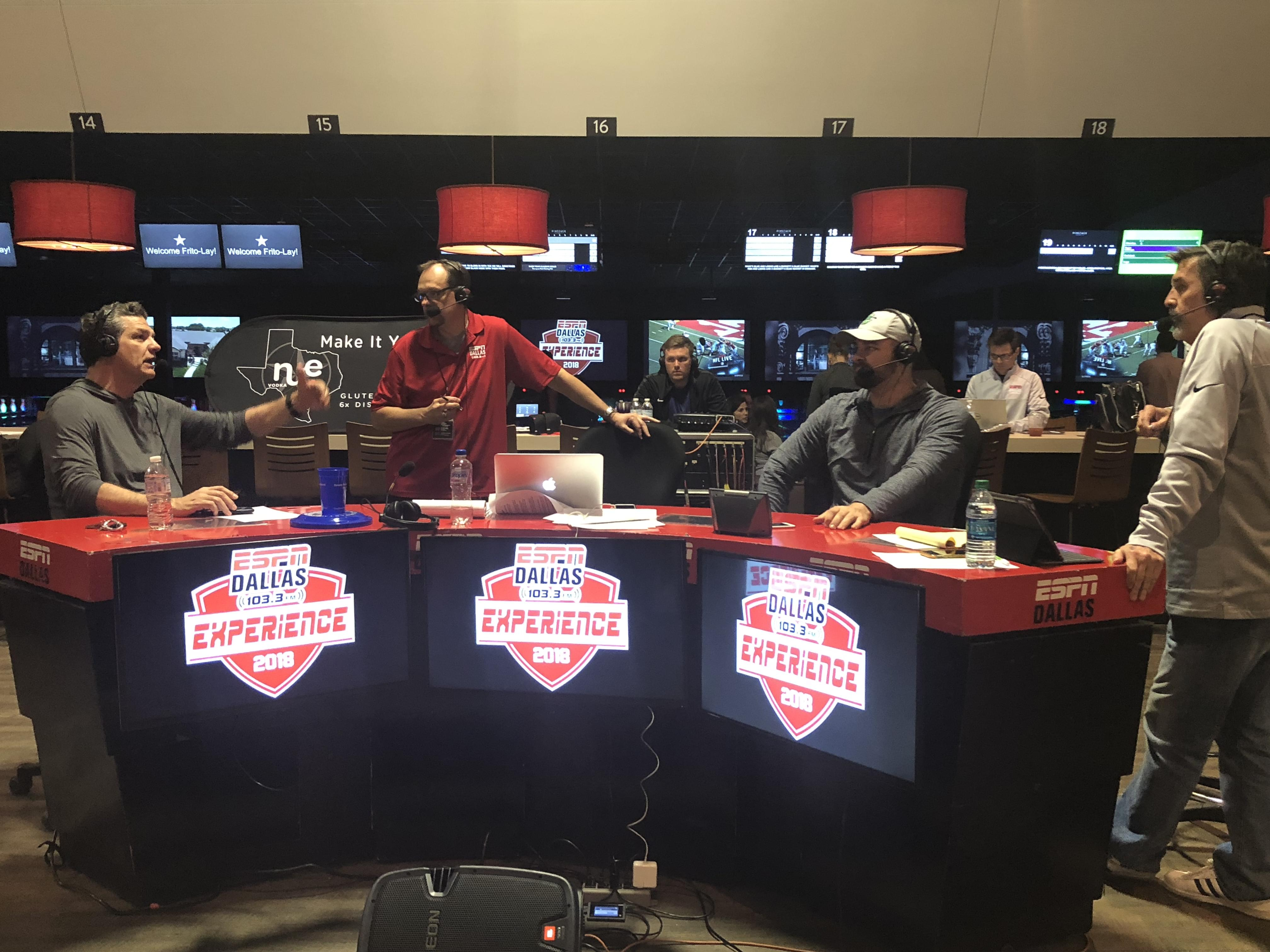 DAC Roundtable with Mike Golic and Mike Golic Jr.