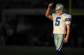Football Firing Line – Reaction to the Cowboys release of Dan Bailey