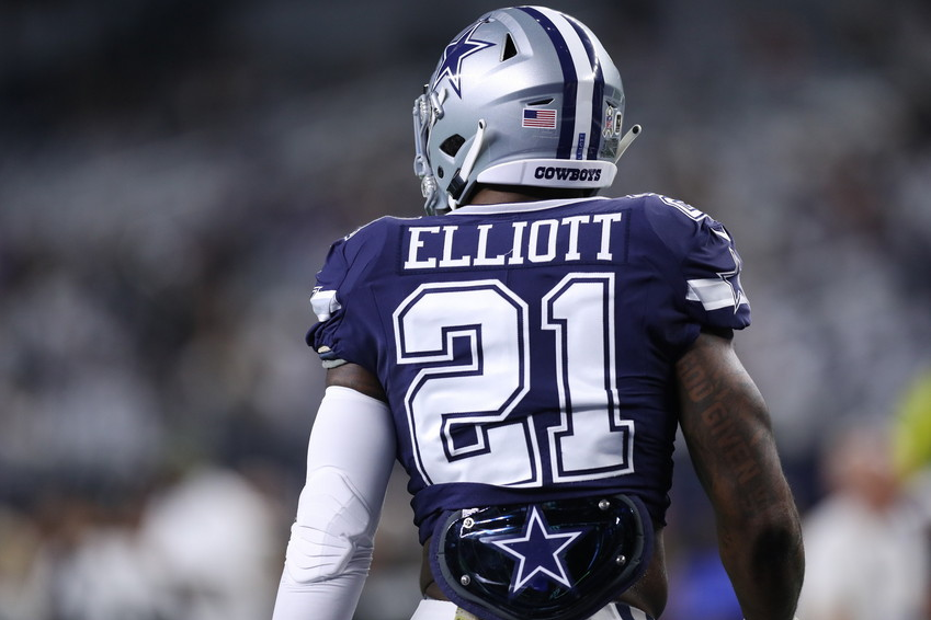 Game Night: Mixed Messages Coming from the Cowboys Regarding Zeke