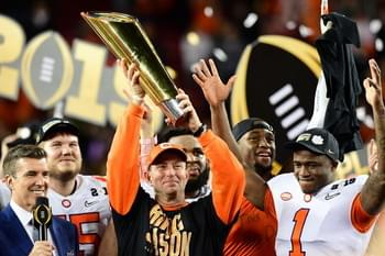 DAC – Our Reaction to the Clemson Rout of Alabama