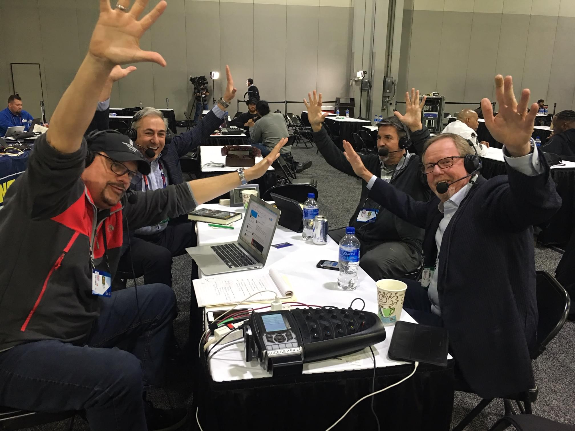 DAC – Super Bowl Roundtable with Ed Werder & Sal Paolantonio