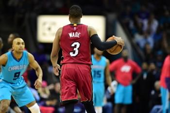 DAC – The Dirk Nowitzki vs Dwayne Wade Rivalry and Friendship… Now