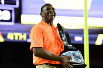 """DAC – """"The Playmaker"""" Michael Irvin on Why the Cowboys Free Agency Strategy Makes Sense"""