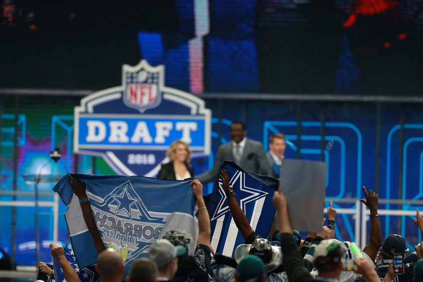 JaM Session: The Draft Machine – a LIVE Cowboys Mock Draft (4/18)