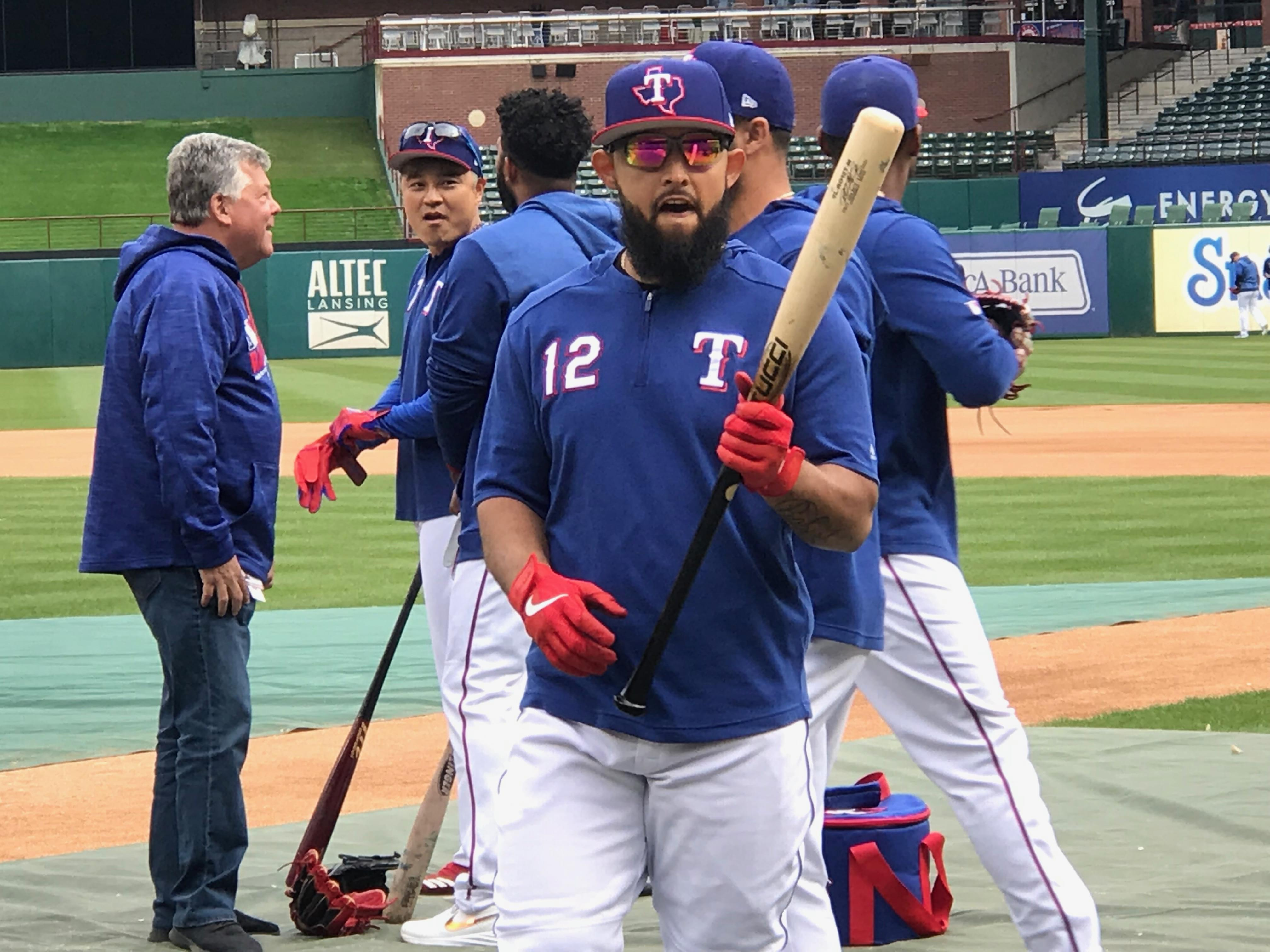 Rangers Wrap Up Podcast- DJ Ringgenberg joins the show!