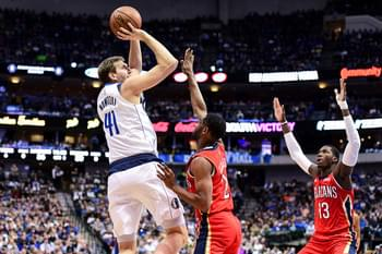 DAC – Dirk Nowitzki Opens Up on Kevin Durant's Injury, the Raptors Title and More