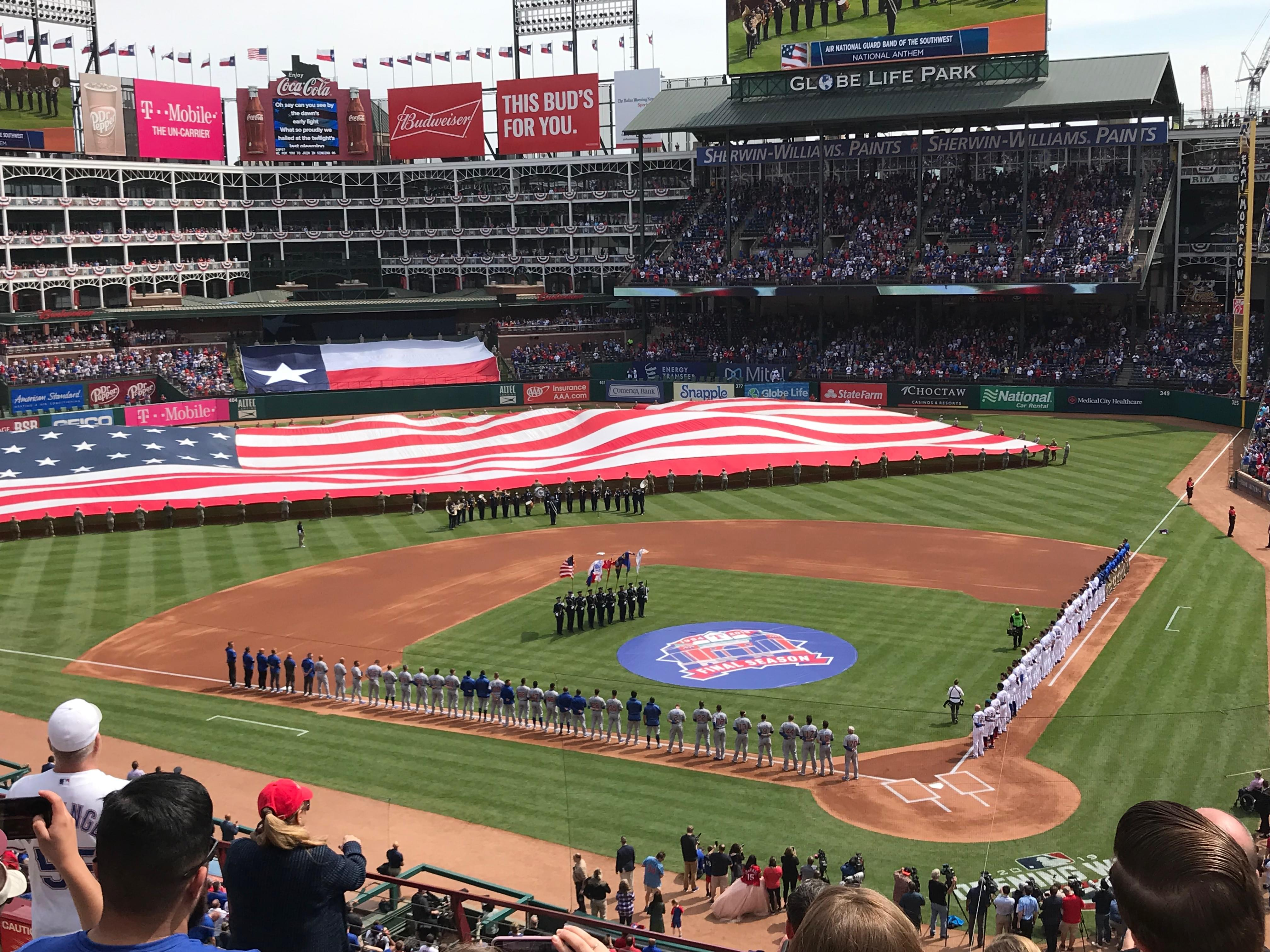 The Rangers Wrap Up- Our Brand New All-Baseball Show!