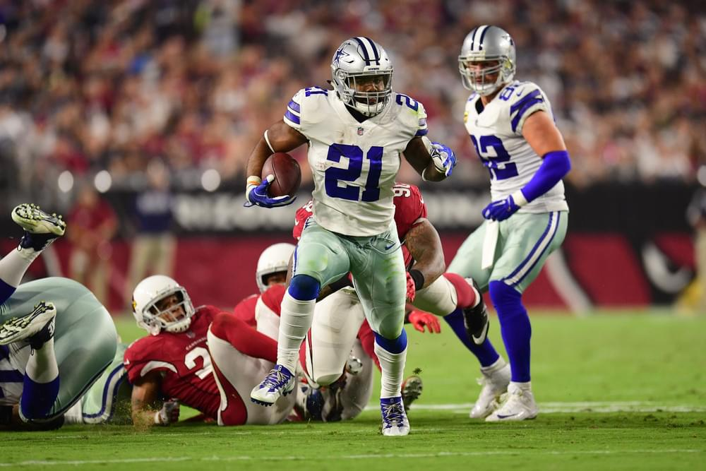 JaM Session: Charles Robinson on a Potential Zeke Holdout, What Zeke Wants