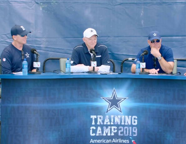 JaM Session: The Cowboys Tried But Their Message To Big 3 Didn't Work