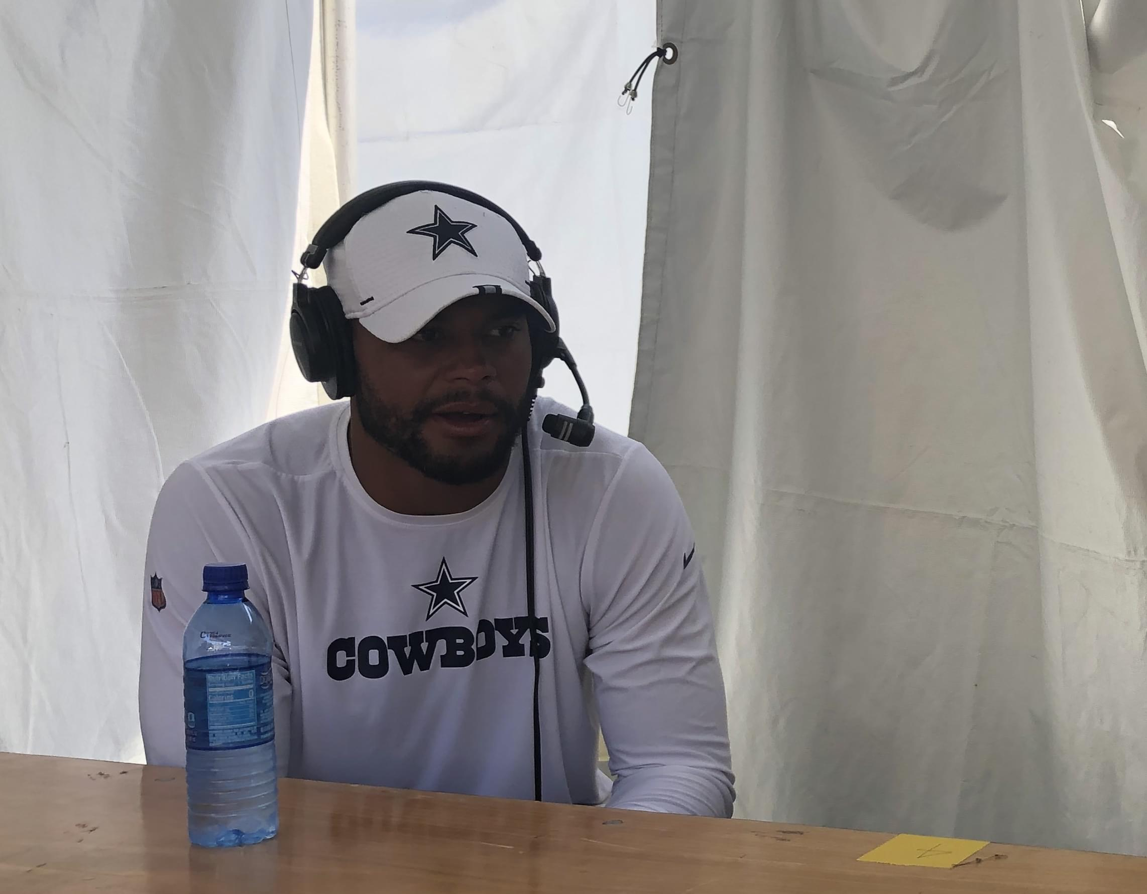 JaM Session: Dak Prescott Joins to Talk Money, Difference in 2019, and More