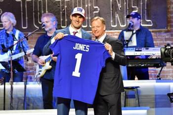8-09 DAC Podcast – Should Cowboys Fans Worry about the Giants with Daniel Jones?