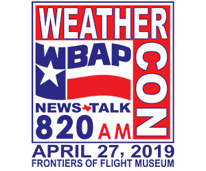 WeatherCon @ Frontiers of Flight | 4.27.19