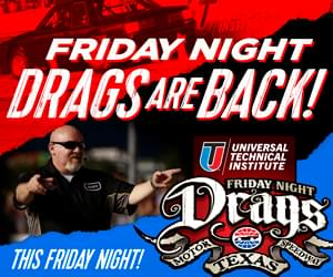 TMS Friday Night Drags: EVERY FRIDAY NIGHT through July 26th!!