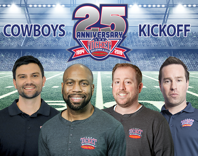 Cowboys Countdown to Kickoff & Cowboys Postgame Shows: Every Cowboys Game Day!