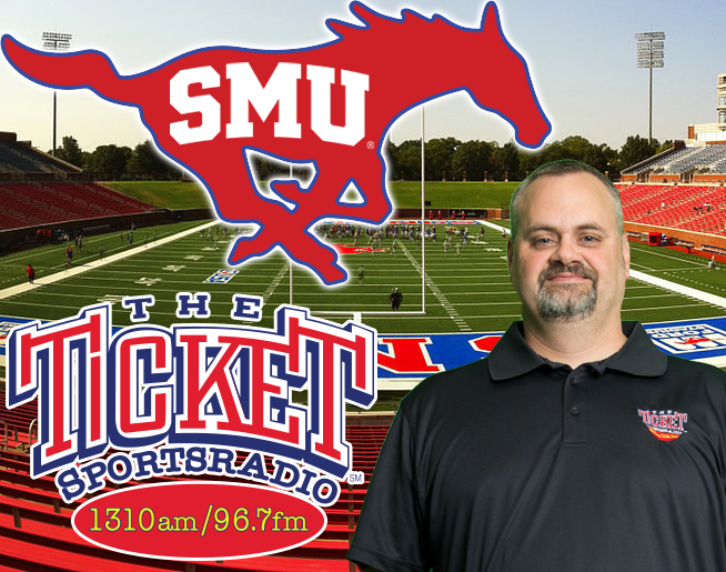 SMU Mustangs Football is on the Ticket this Fall!