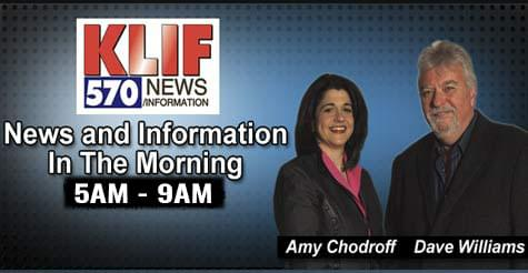 News Information In The Morning With Dave Williams And Amy Chodroff