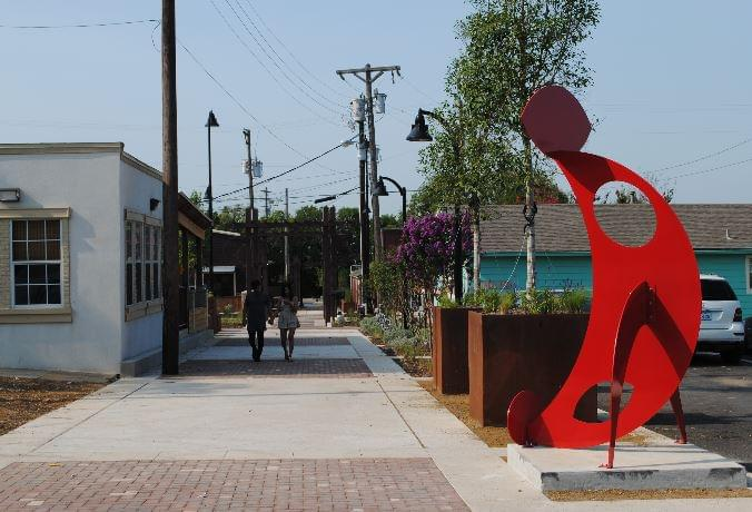 City of Keller Calls on Local Artists for New Installations in Old Town Area