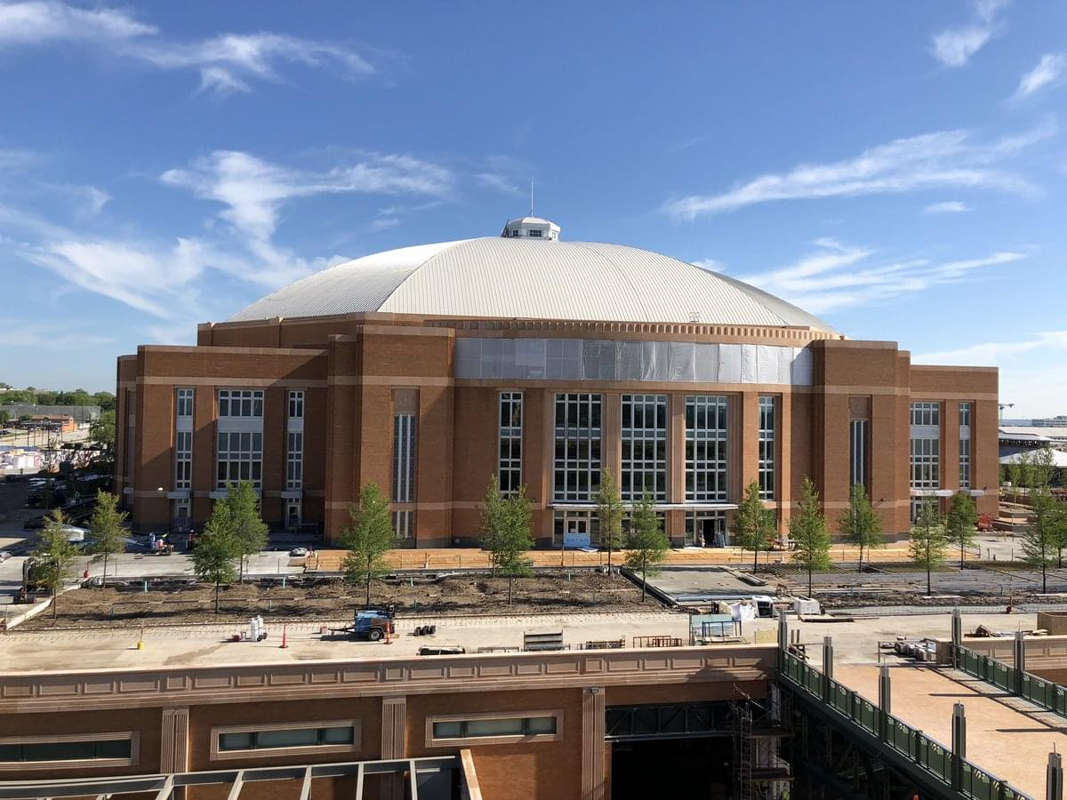 New Fort Worth Arena Hosts Job Fair Ahead of Grand Opening