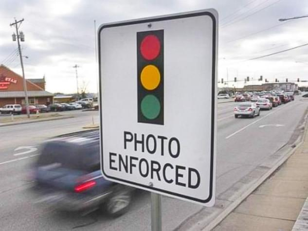 Bill That Would Eliminate Red Light Cameras Moves Closer to Passage