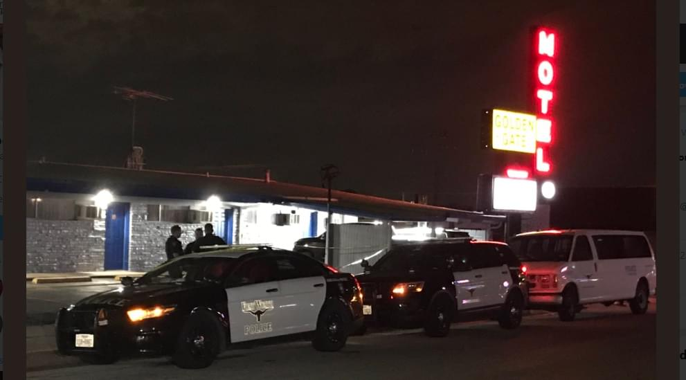 Gruesome Discovery at a Fort Worth Motel; Arrest Made