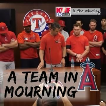 A Team In Mourning