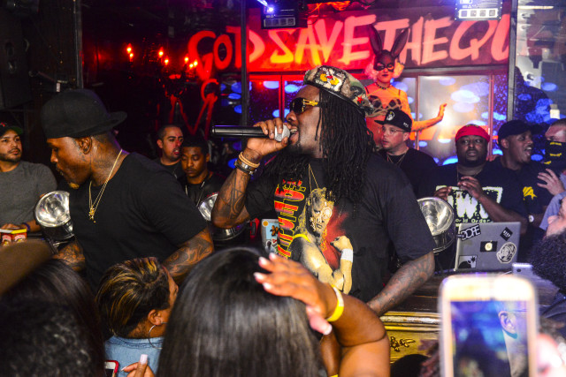 Wale Kicks Off Wrestlemania 32 Weekend With Walemania 2