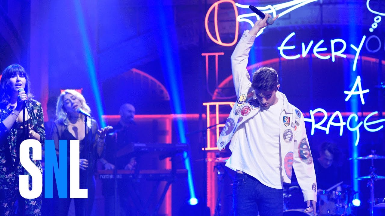 The Chainsmokers Saturday Night Live Performance! [WATCH]